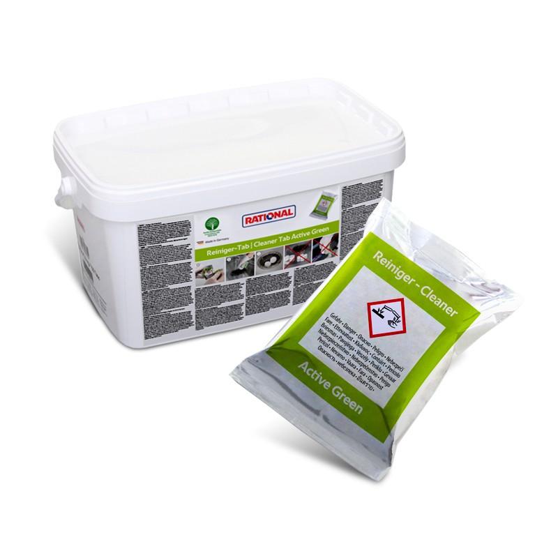 Detergente Rational  Active Green per iCombi Pro e iCombi Classic confezione 150 PZ.